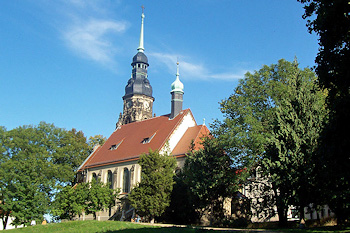 Agneskirche in Altenburg