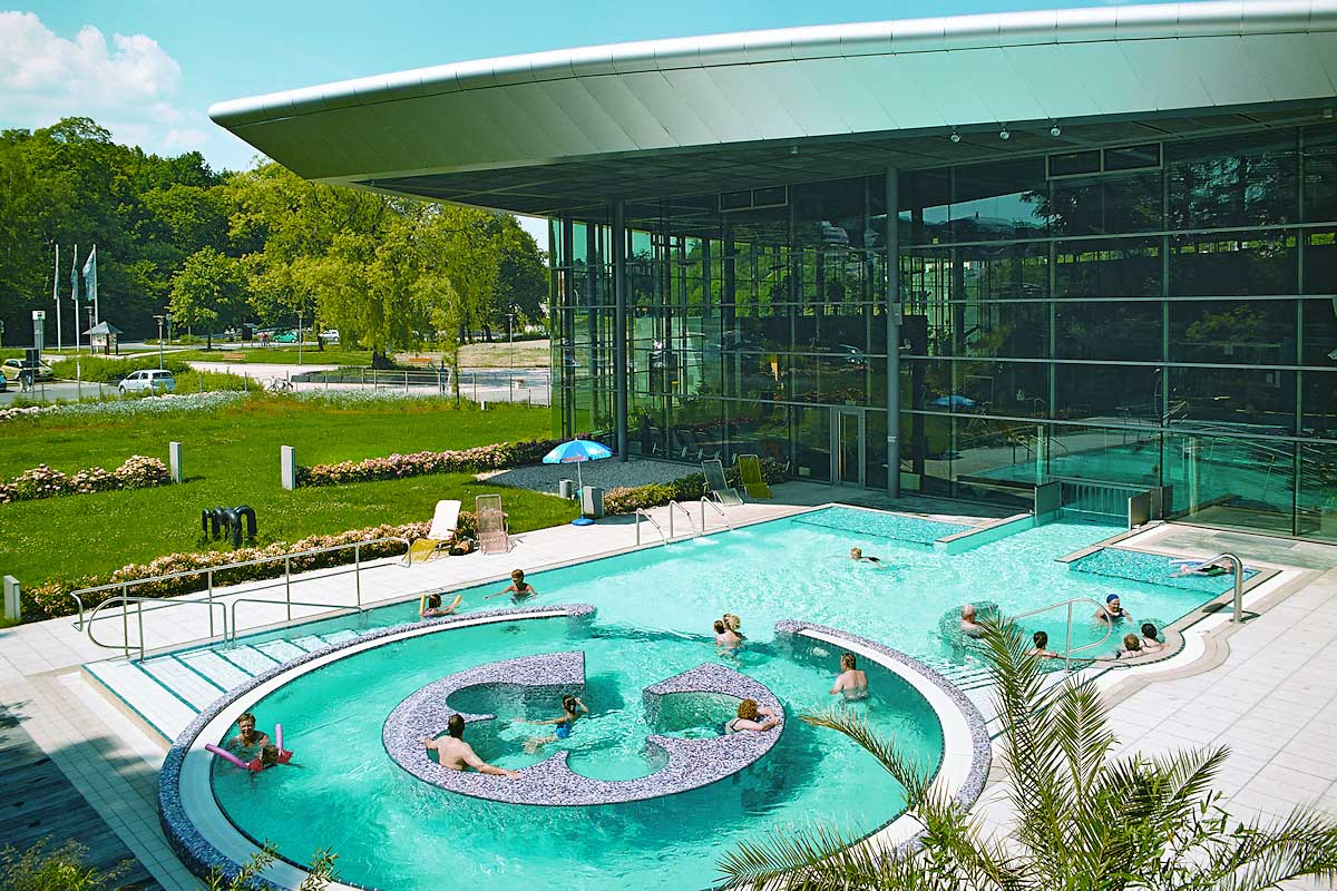 Ardesia-Therme in Bad Lobenstein