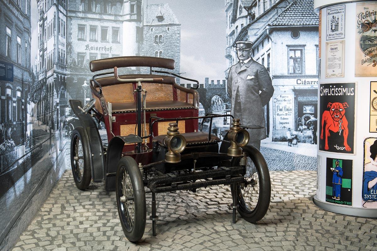 Automobilbaumuseum Automobile Welt Eisenach Thüringen