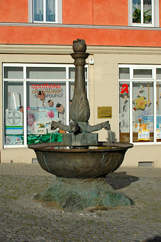 Bürgerbrunnen in Apolda