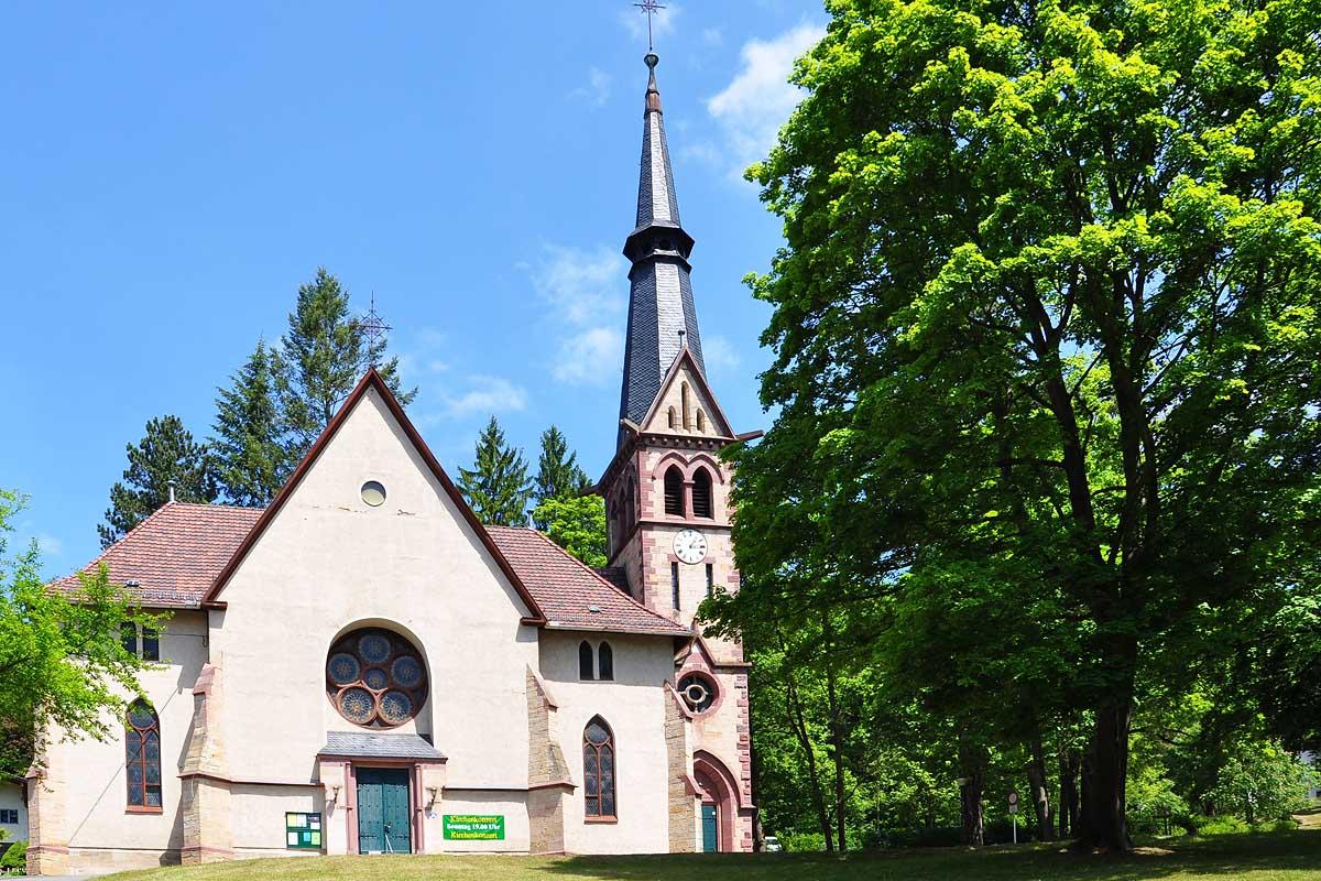 Friedenskirche Bad Liebenstein - Thüringen