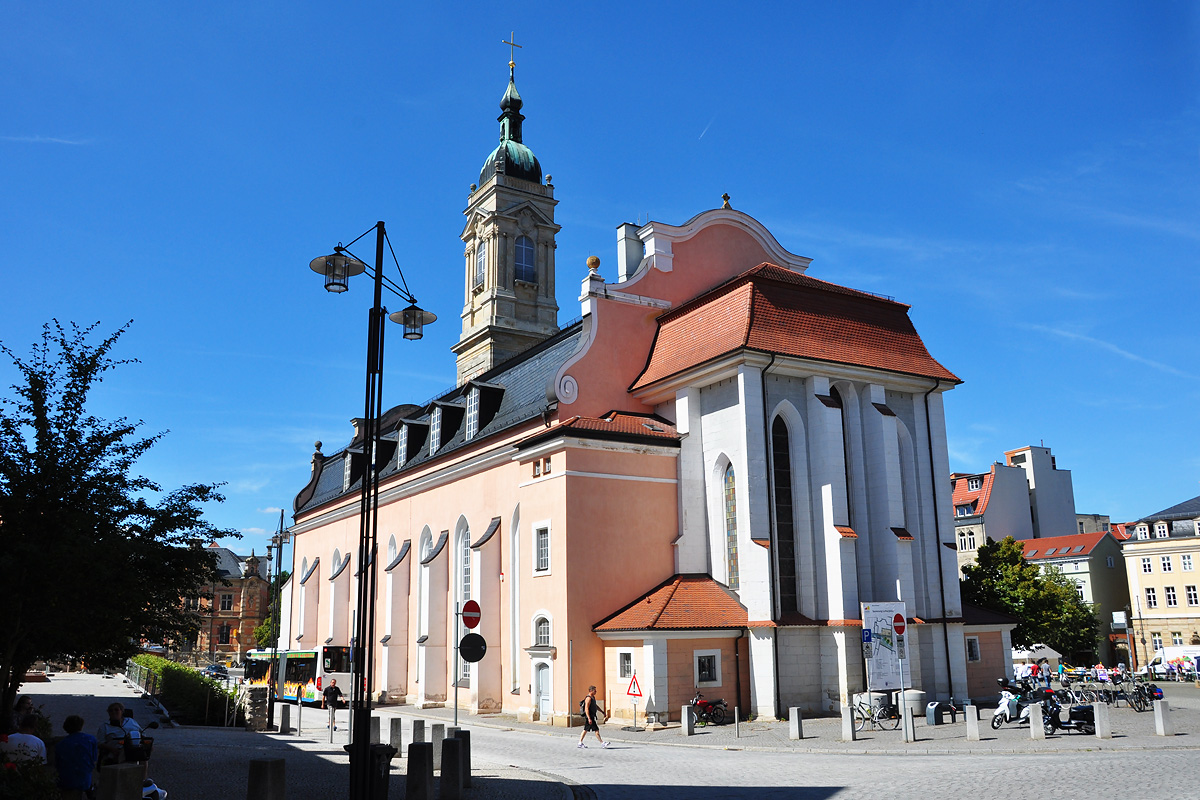 Georgenkirche in Eisenach