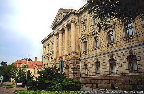 Gründerzeitgebäude Altenburg - Thüringen