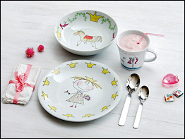 KAHLA Kids Set Märchenprinzessin