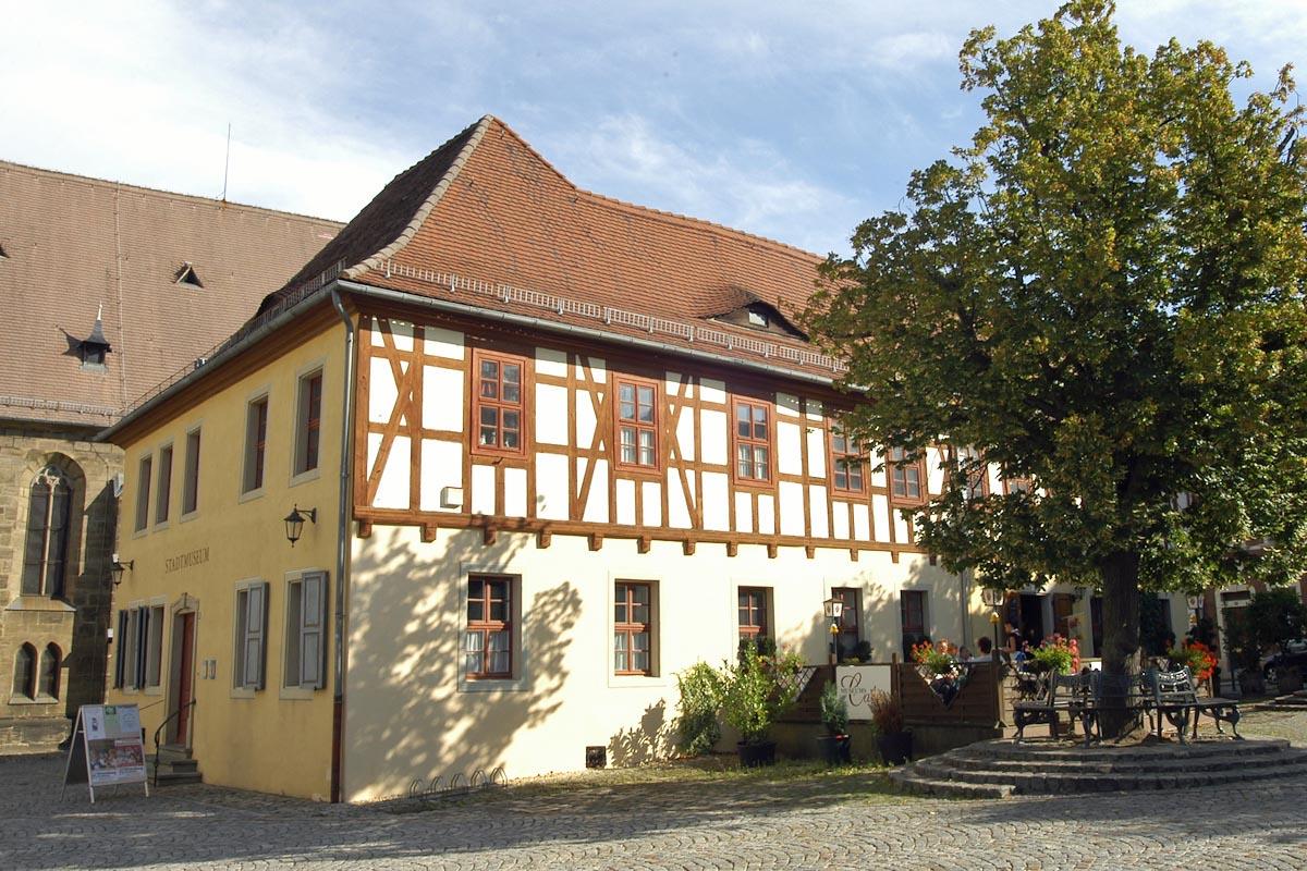 Eisenberg - Thüringen: Eisenberg