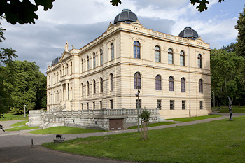 Das Lindenau-Museum in Altenburg