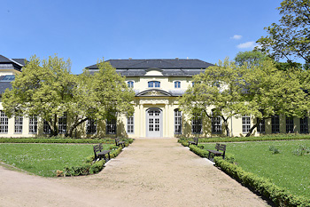 Orangerie in Altenburg