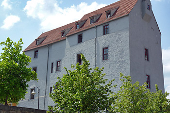 Schloss Dryburg in Bad Langensalza