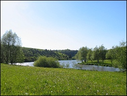 Stausee Grimmelbachtal