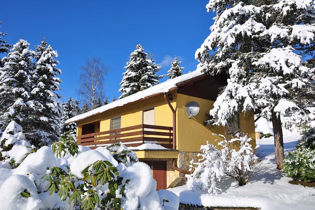 freies ferienhaus zu weihnachten