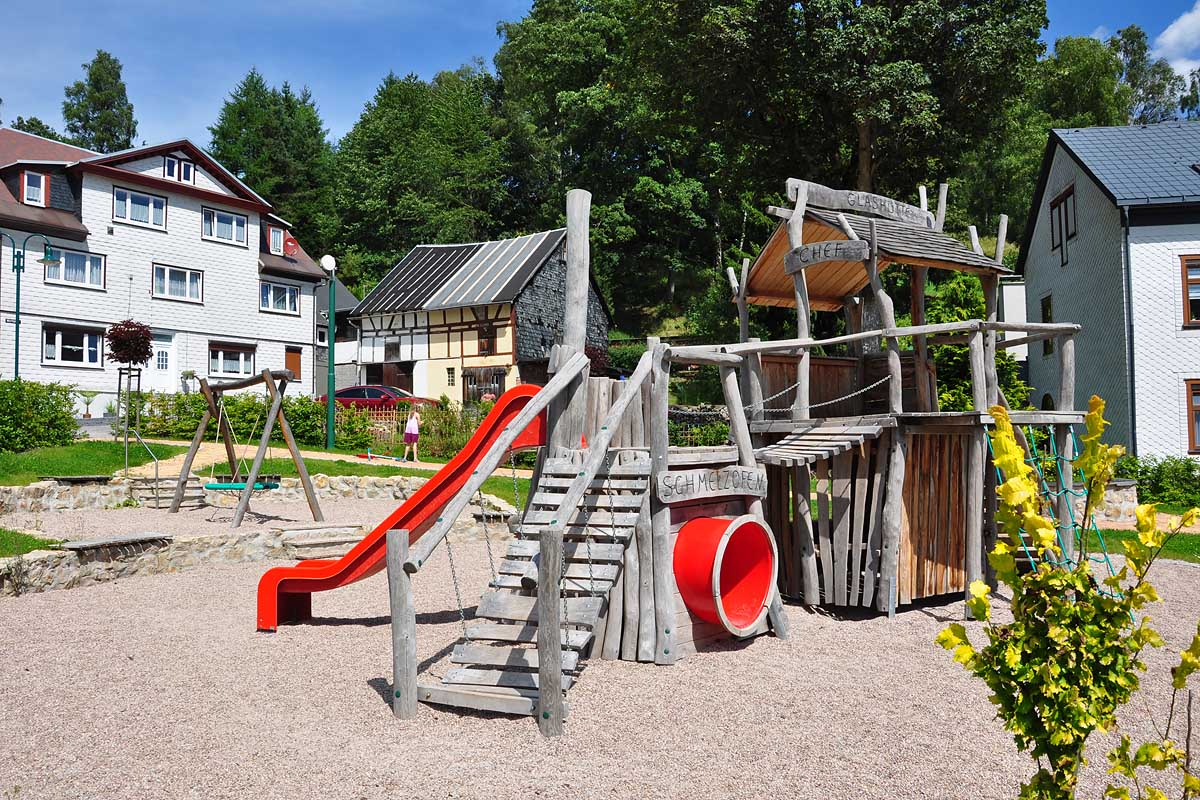 Spielplatz in Altenfeld