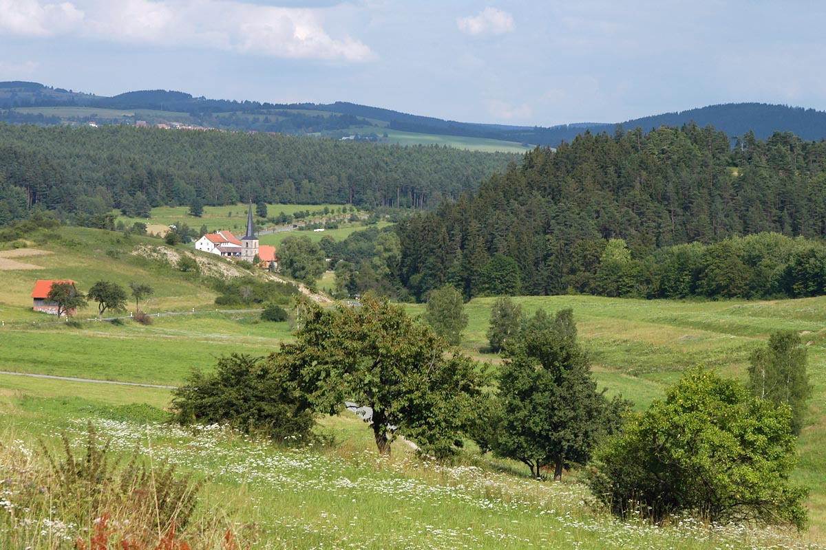 Landschaftsimpression