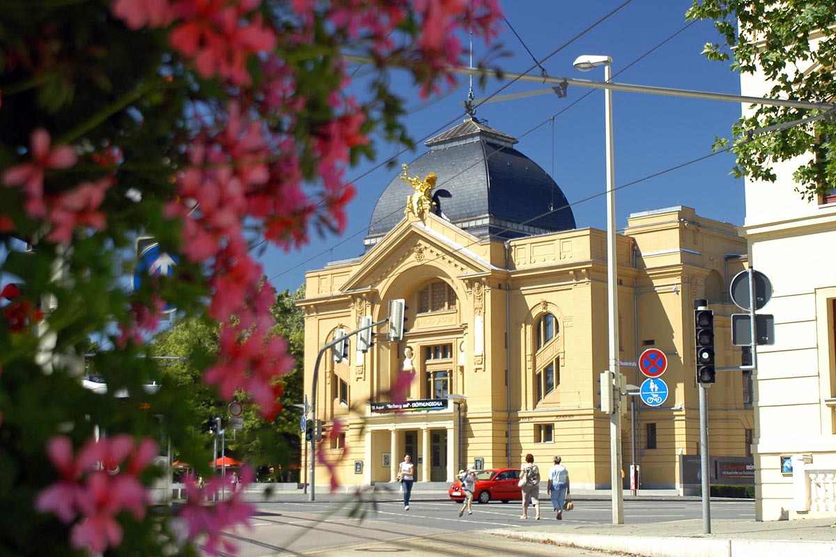 Theater in Gera