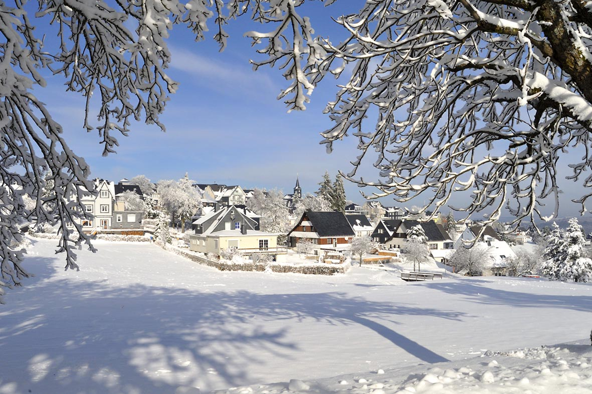 Winter in Masserberg