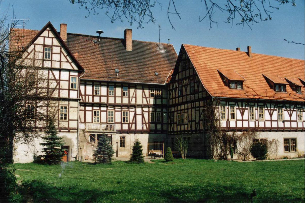 Rotes Schloss in Mihla