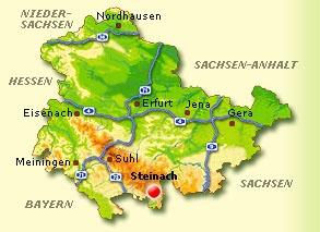 Hotel Schone Aussicht Steinach Thuringen