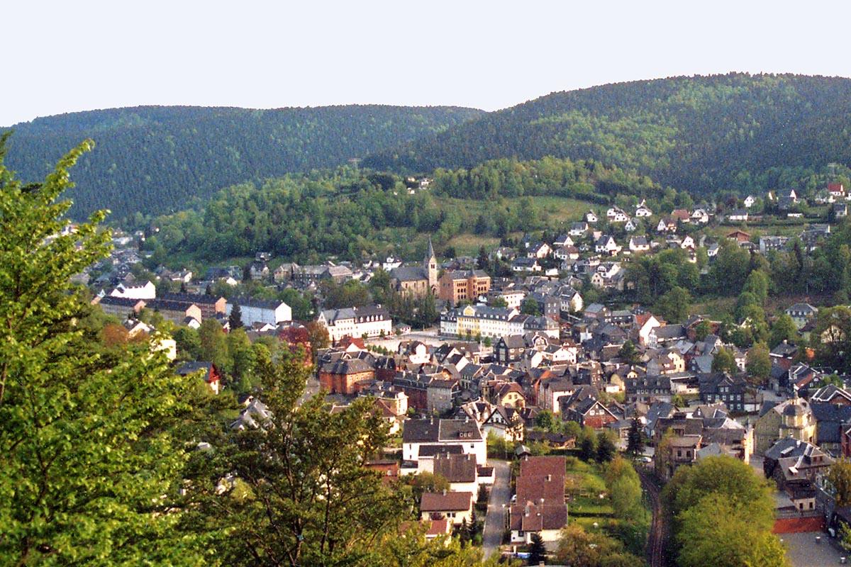 Steinach Thüringen
