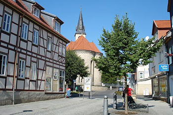 Leinefelde Worbis Thüringen