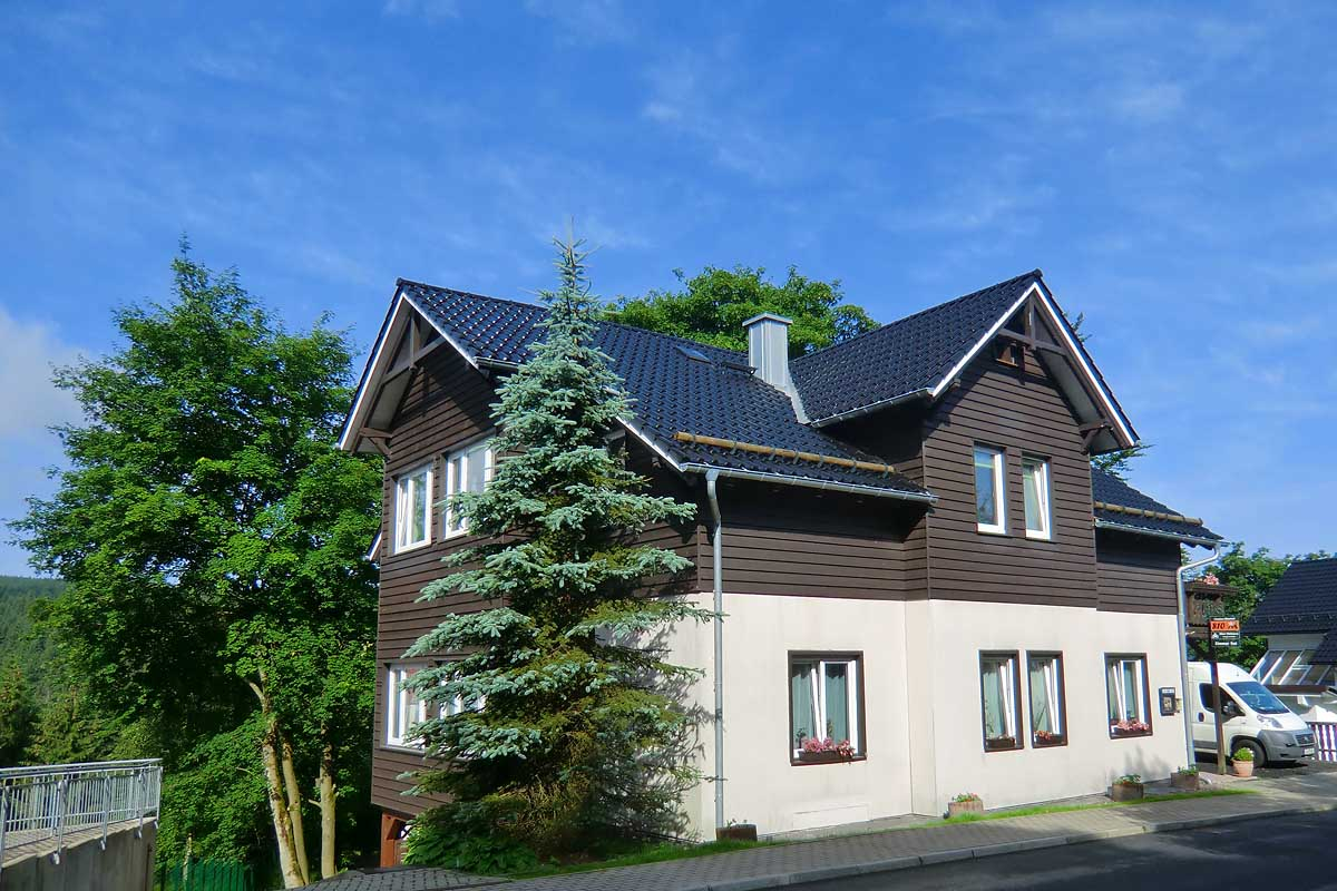 810M Pension Oberhof