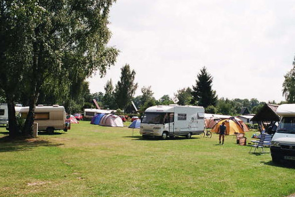 Camping Plothener Teiche