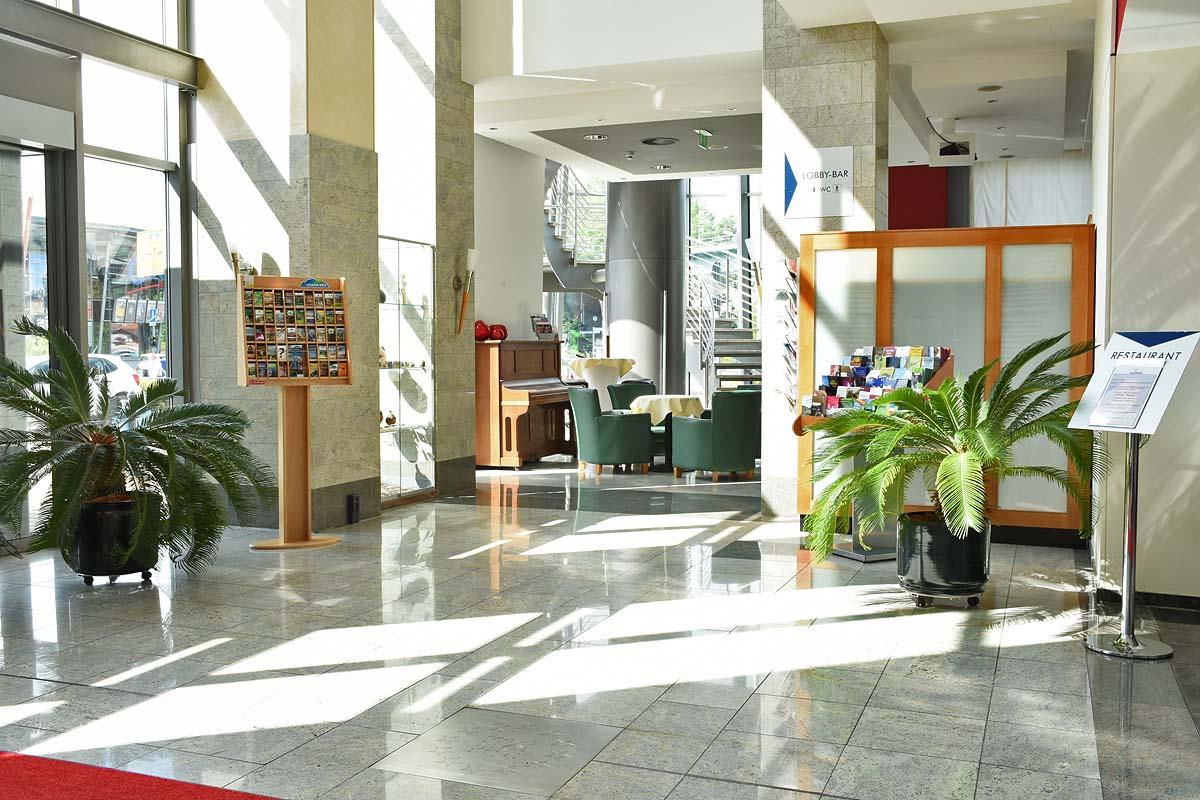 City Hotel Suhl Am Ccs Th 252 Ringer Wald