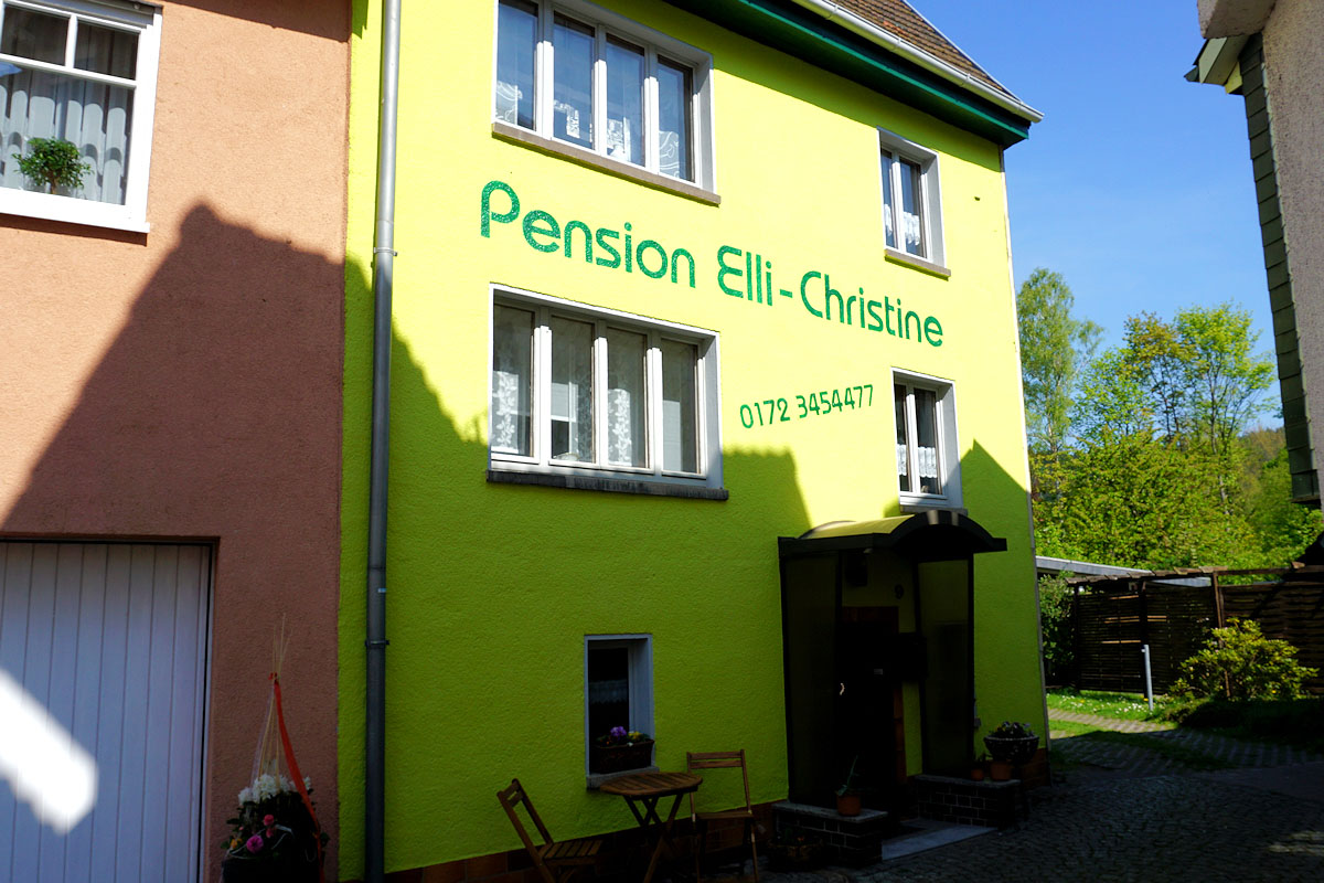 Pension Elli-Christine
