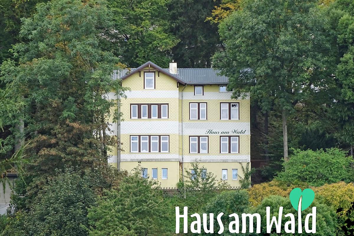 Ferienwohnungen & Gästehaus Haus am Wald Friedrichroda