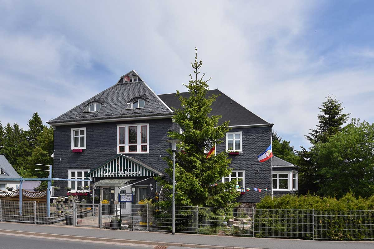 Pension Haus am Waldesrand