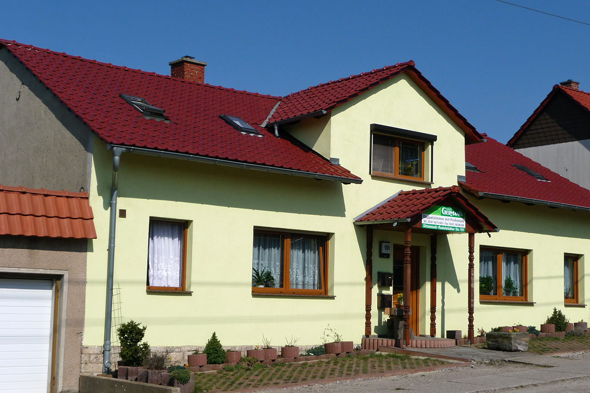 Pension Haus Germania