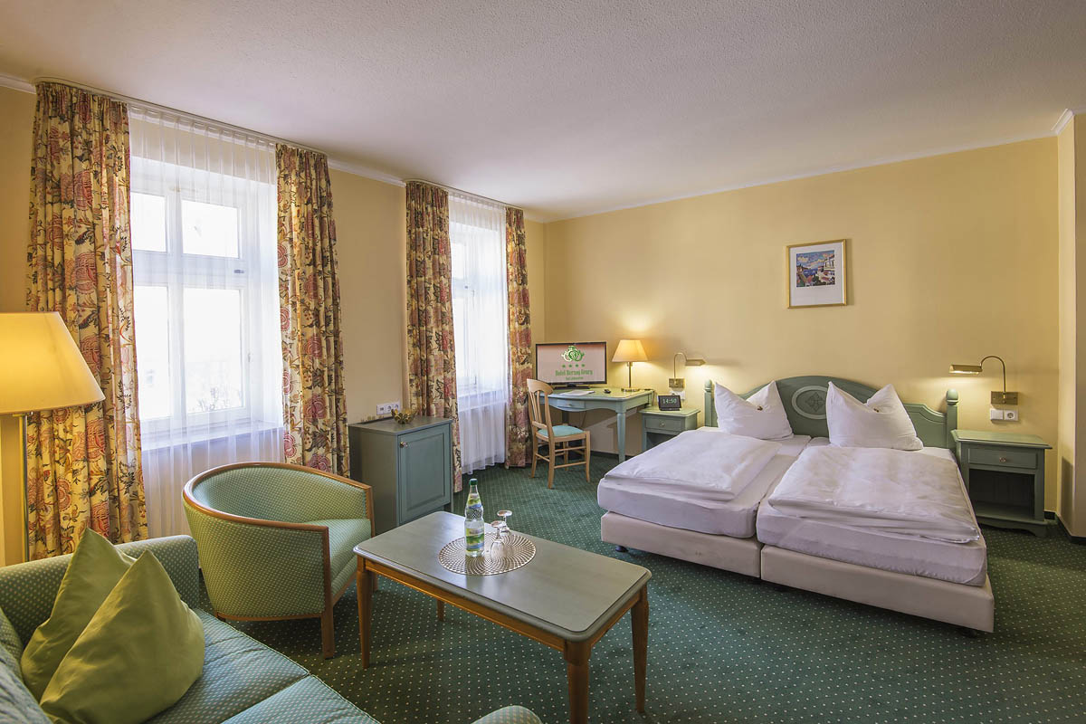 Hotel Und Restaurant Herzog Georg Bad Liebenstein