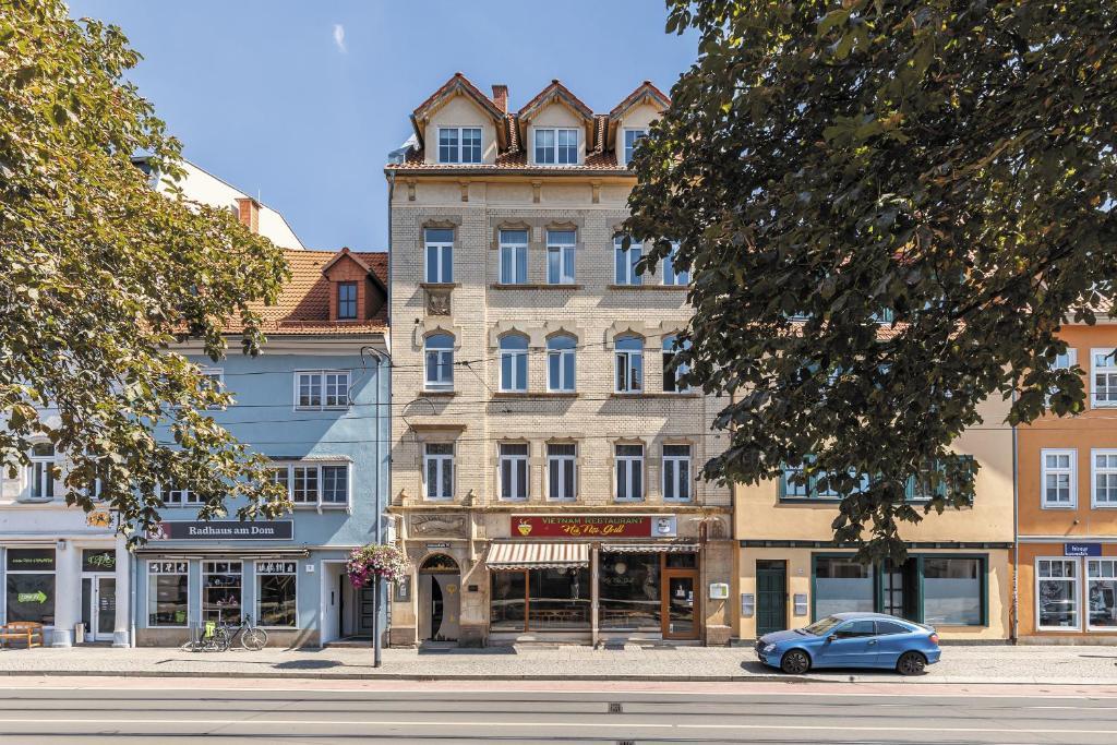 Unterkunft Erfurt