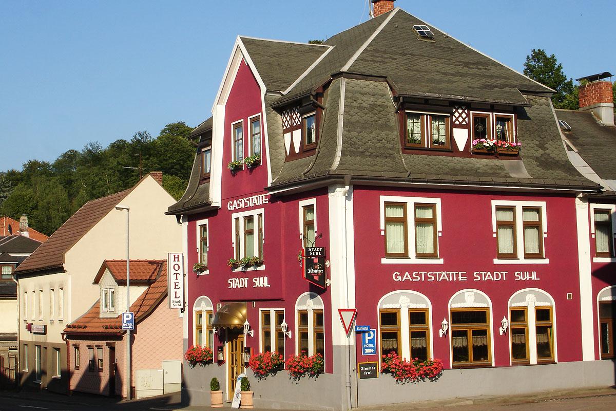 Hotel U Restaurant Stadt Suhl Zella Mehlis Telefon
