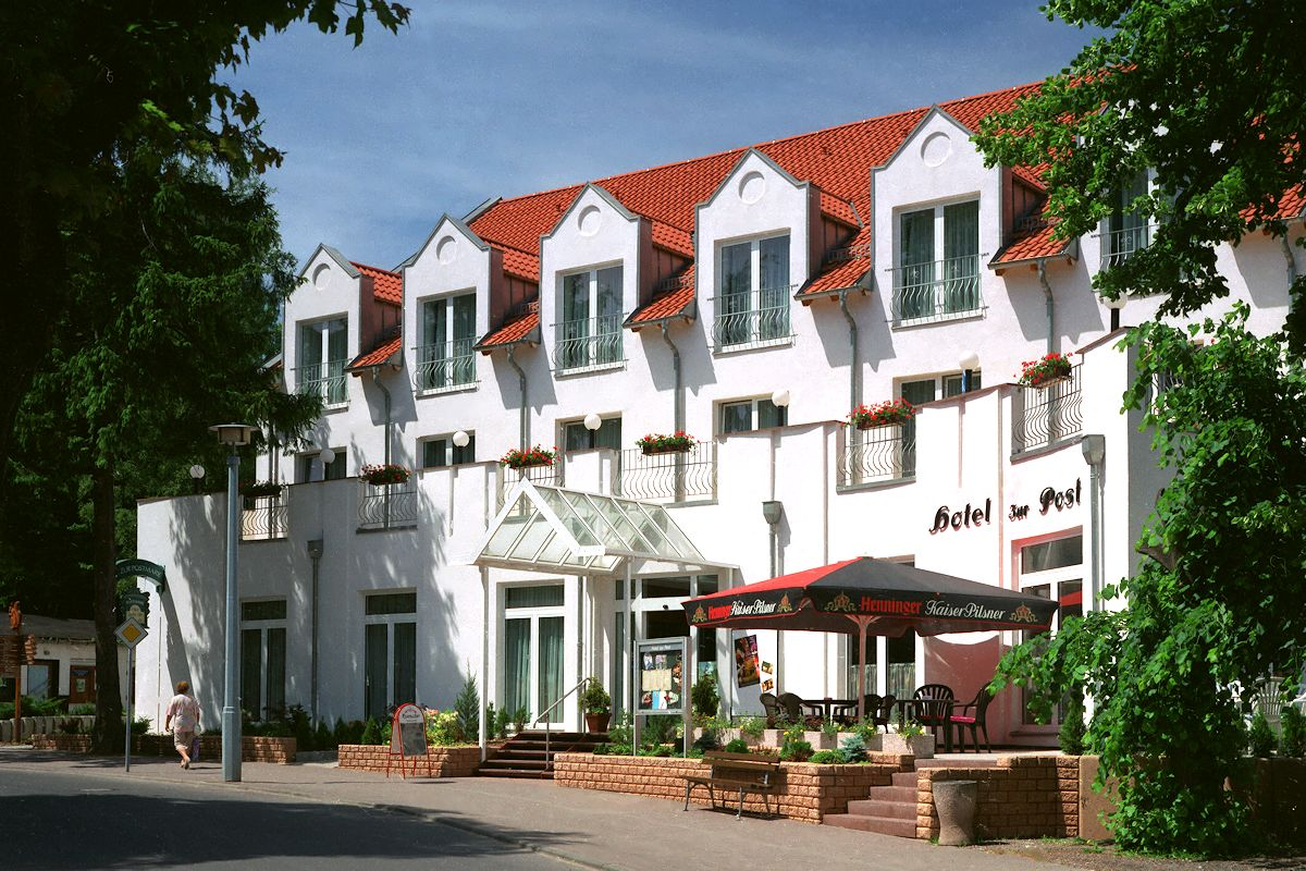 Hotel Zur Post, Tabarz