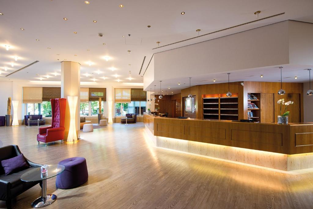 An der Rezeption / Lobby