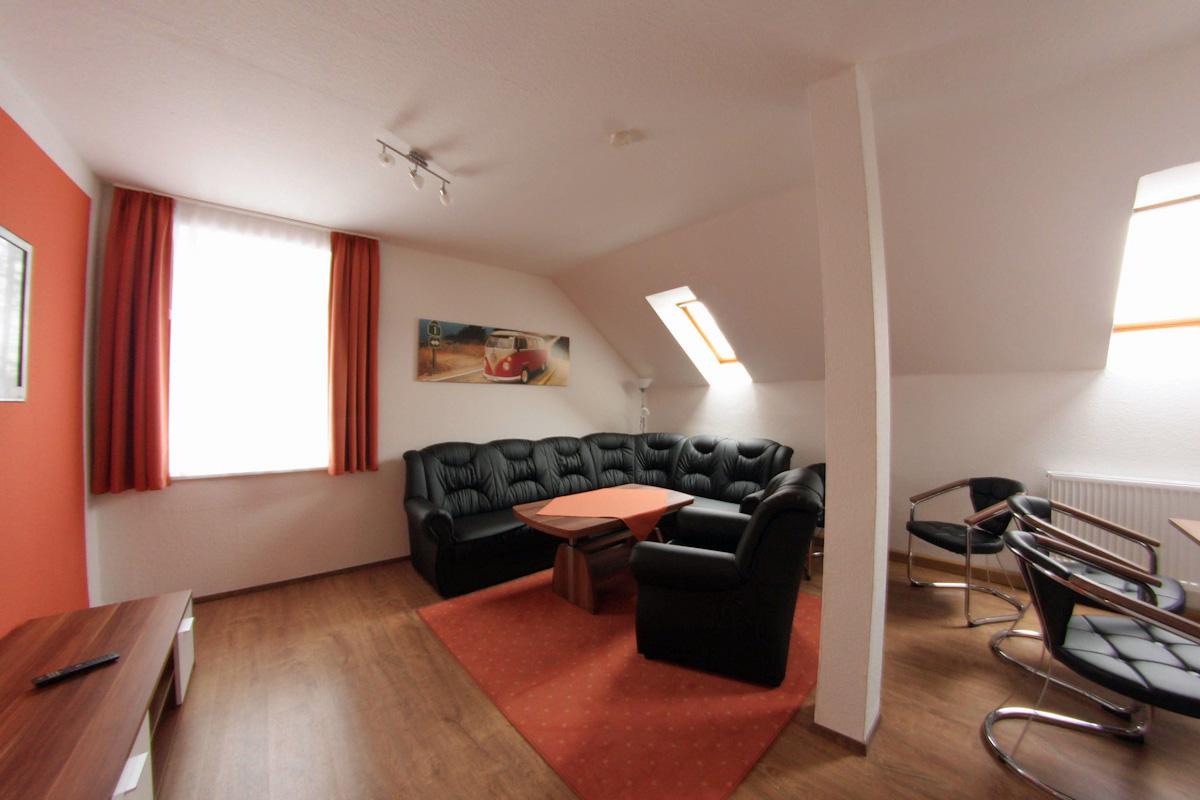pension am ostbahnhof gotha th ringen. Black Bedroom Furniture Sets. Home Design Ideas