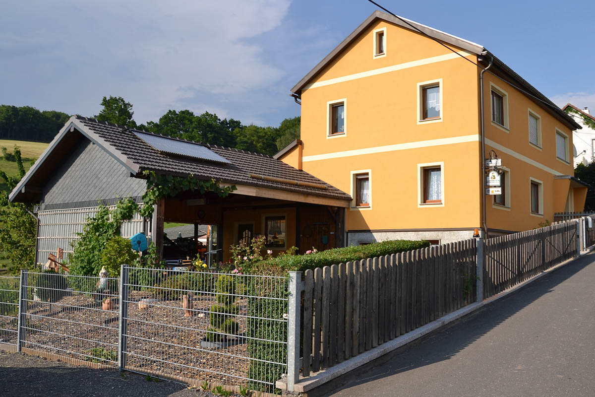 Pension - Fewos Bühling