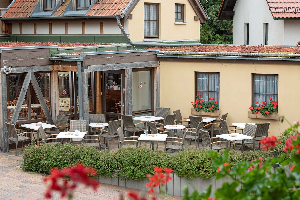 Pension & Cafe Libelle