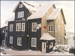 Pension Haus Emmerling, Winteransicht