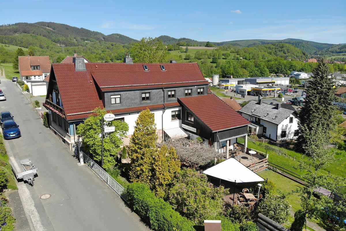 Restaurant & Pension Am Floher Berg