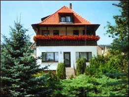 Pension Hausberg, Bad Blankenburg