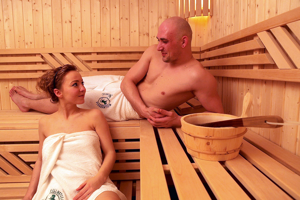 Wellness Oase (Sauna)