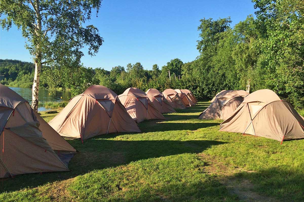 SEZ Kloster mit Herberge, Hausboot & Campingplatz - Saalburg ...