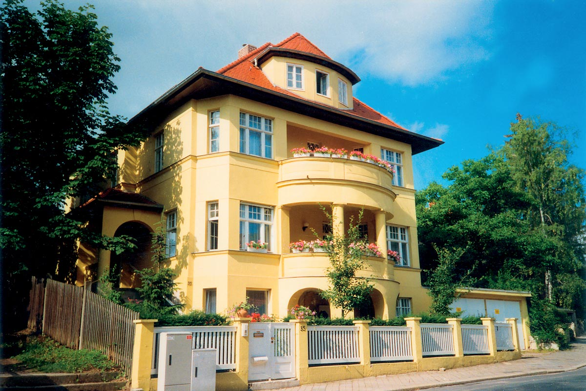 Pension Villa Gisela in Weimar