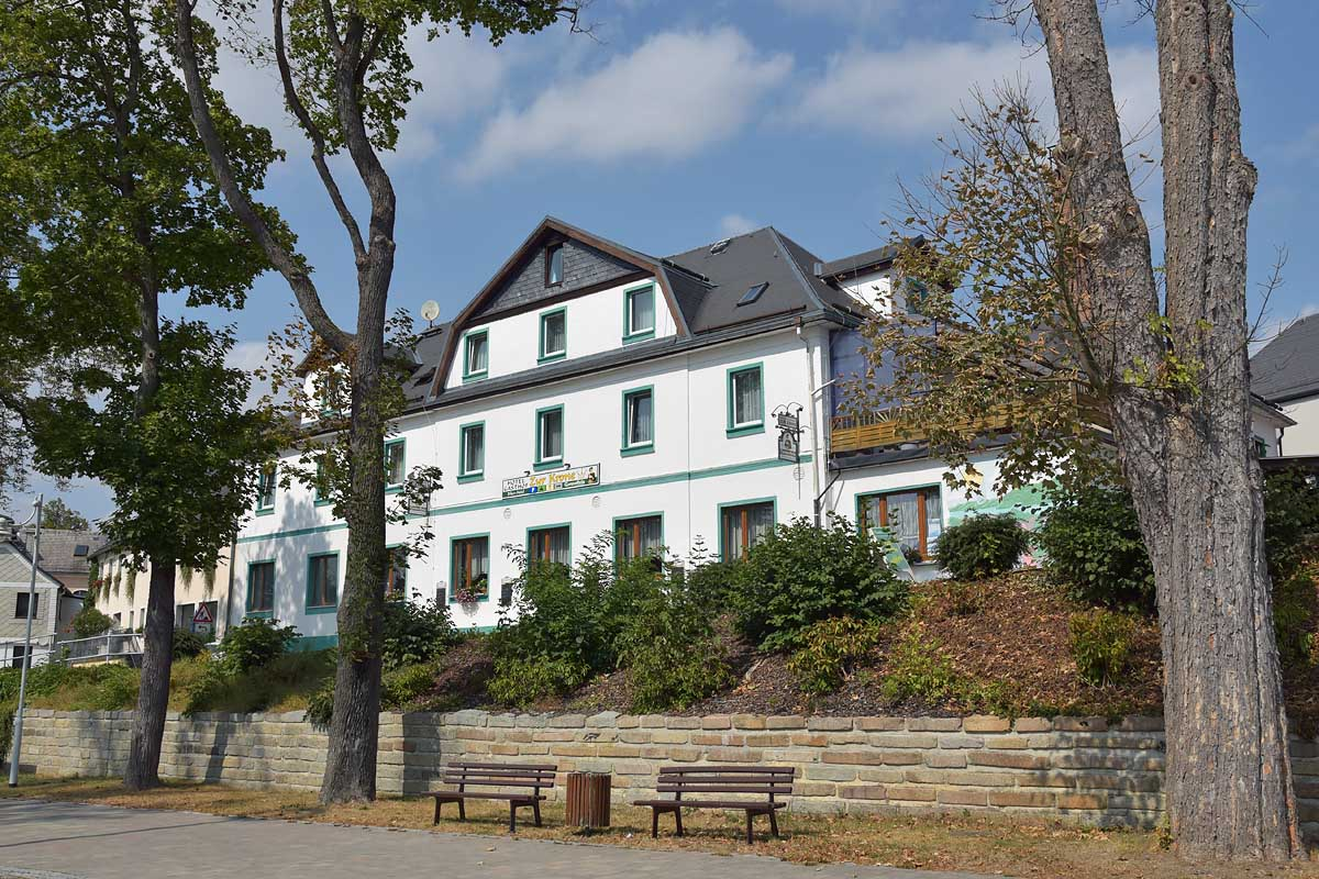 Hotel Bad Lobenstein In Thuringen